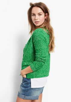 Basket Stitch Jacket by hush