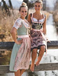 Dirndl Mehr - #dirndl #Mehr Oktoberfest Outfit, German Women, German Girls, Maid Dress, Dress Up, German Outfit, Dirndl Dress, Beer Girl, Lolita
