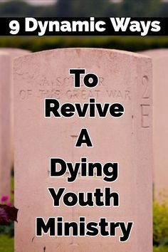 Youth Ministry's die in churches all the time, most needlessly. - Home Decor -DIY - IKEA- Before After Youth Ministry Lessons, Youth Group Lessons, Ministry Leadership, Youth Group Activities, Youth Ministry Room, Youth Games, Church Ministry, Ministry Ideas, Therapy Activities