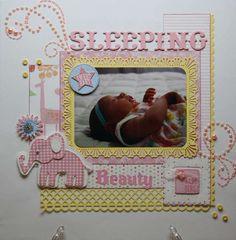 Sleeping Beauty layout.