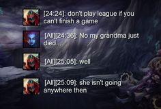 LoL chat