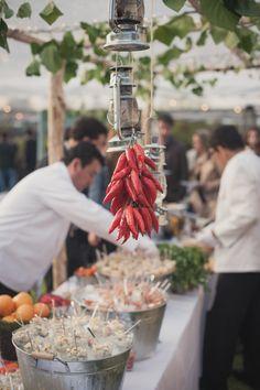 Ceviche spot - Estacion de ceviches By MY Group Eventos