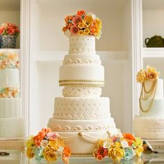 Wedding Cake table three set by Delicatesse Postres, Panama Cake Table, Vanilla Cake, Wedding Cakes, Desserts, Panama, Food, Weddings, Deserts, Wedding Gown Cakes