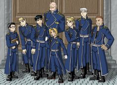 FullMetal Alchemist  Haha, how did they get Ed in a uniform?