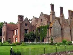 Chenies Manor, Buckinghamshire - Owned by the Cheyne family who were granted the manorial rights in 1180.The semi-fortified brick manor house  which forms the core of the present day structure was built by Sir John Cheyne in approximately 1460. Both Henry VIII & Queen Elizabeth I visited the house on numerous occasions accompanied by their Courts. The original manor house was extended in the 16th century by John Russell, later 1st Earl of Bedford, to whom the property passed through…