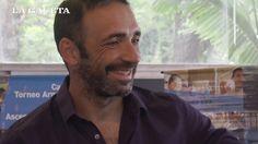 """El """"Vasco"""" se despidió en conferencia de prensa, explicó su decisión y agradeció a Atlético"""