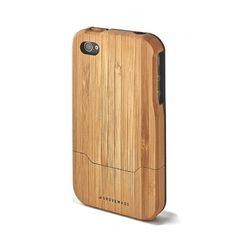 Grovemade Bamboo Phone Case