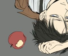 Image uploaded by Levi Ackerman. Find images and videos about anime, snk and levi on We Heart It - the app to get lost in what you love. Levi Ackerman, Eren Y Levi, Attack On Titan Anime, Ereri, Sword Art Online, Mikasa, Anime Guys, Manga Anime, Fanart