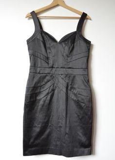 Kup mój przedmiot na #vintedpl http://www.vinted.pl/damska-odziez/sukienki-wieczorowe/15916759-mala-czarna-sukienka-mano-conti-donna-rozm38-jak-nowa