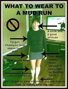 RUNNING FOR DUMMIES: 10 TIPS TO PLAY DIRTY AT YOUR NEXT MUD RUN (Dallas Go Dirty Girl Mud Run Recap) #fitfluential #PBathleticwear #godirtygirl