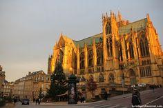 Como chegar e o que fazer em Metz, uma linda cidade francesa