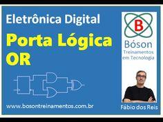 #Eletrônica Digital - Porta #Lógica OR
