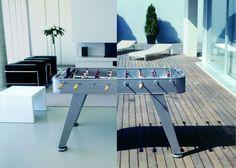 RS Barcelona, voetbaltafel RS2 voor indoor en outdoor