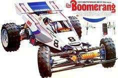 Tamiya - The Boomerang