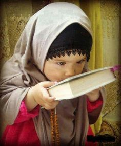 1000+ images about Children on Pinterest | Quran pak ... Islamic Prayer Baby
