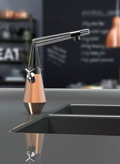 First prize innovative tap design for Cobra competition.