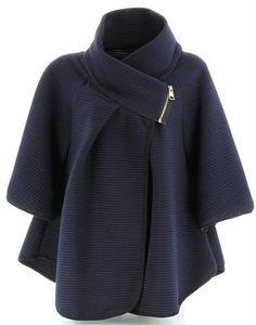 9a654eee2a31 Charleselie94® - Cape Veste Manteau Ample Grande Taille 38 54 - Matilda -  Femme Blanc 50  Amazon.fr  Vêtements et accessoires