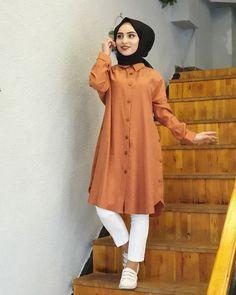 Dress Muslim Modern, Long Kurtas, Western Tops, Eid Dresses, Hijab Fashion Inspiration, Hijab Chic, Mode Hijab, Couture, Hijab Outfit