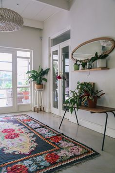 A florist's bohemian home in Cape Town · Miss Moss