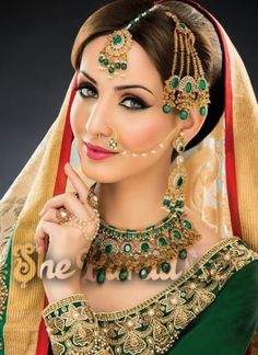 48 Best Bridal makeup images in 2016 | Bridal makeup, Indian