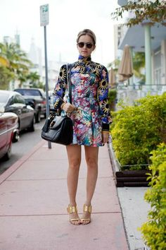 South Beach Chic: Art Basel Street Style