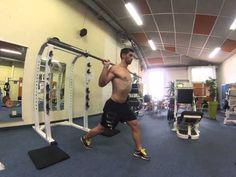 Entrenamiento y ejercicios para Piernas   Mundo Fitness