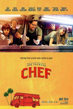 Chef - movie poster