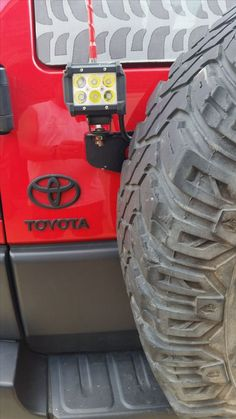 Diy Rotopax Spare Tire Mount And Diy Rotopax Brackets