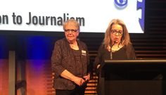 Congratulations to UniSA alumni winners in the SA Media Awards announced on Saturday 28 May: Journalist of the Year, Nine News reporter Ben Avery  (Bachelor Arts Journalism 2005)  and ABC's Elise Fantin (Bachelor of Journalism and International Relations 2013) Best Rural/Regional Journalist – All Media.