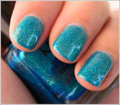 NYX Be Jeweled Nail Lacquer