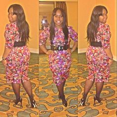 Good Happy Birthday To My Name Twin Jewel!!! Here Sheu0027s Wearing A Floral, .: Vintage  Closet ...