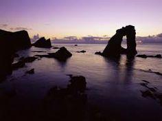 Gaada Stack, Foula, Shetland - scotland