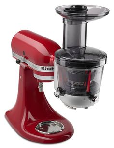 The Brand New KitchenAid® Juicer And Sauce Attachment Kitchenaid Mixer  Accessories, Kitchenaid Stand Mixer