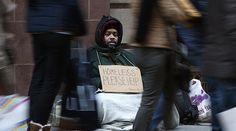 New York City homeless population nears 60,000, over 40% are children