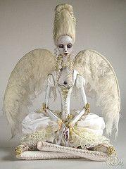 angel by tireless artist
