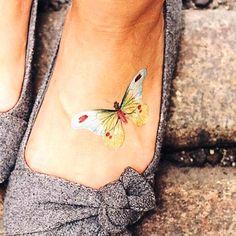 Tattoos Ideas: Butterfly Tattoo Designs, ] ~ Popular Tattoo Design