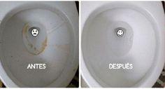 Deixe o vaso sanitário brilhando e livre de germes em 5 minutos com esta fórmula caseira | Cura pela Natureza