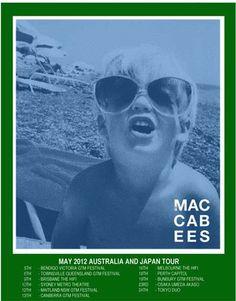 maccabees tour