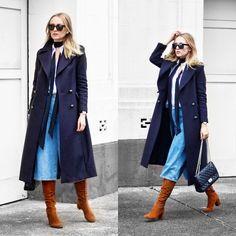 Looks com Casacos, capas e ponchos 2016