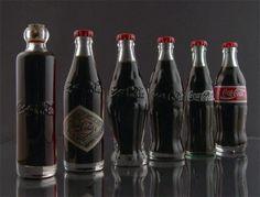 Coca Cola - Bottle Evolution
