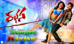 http://www.thelawa.com/posts/reviews/1/2077/jr-ntr-samantha-pranitha-rabhasa-telugu-movie-review-and-rating.html  Jr.NTR-Samantha-Pranitha Rabhasa Telugu Movie Reviews and Ratings .So finally Rabhasa is hitting the floors on 29th. Hyderabad will have fans shows right from the morning of 29th. This film has huge expectations at the box office . This flm is very important for NTR and the director Santosh Srinivas. Director fell ill after this film and was at bed rest for almost 2 months .