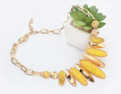 Bright Statement Necklace          #statement #necklace #bibs #bib #necklaces #shourouk   http://www.beads.us/product/Fashion-Statement-Necklace_p278729.html?Utm_rid=194581