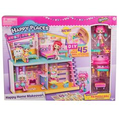 Happy Places Shopkins Happy Home Playset