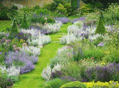 Garden at Swinbrook House http://www.pinterest.com/pin/96968198202841834/ …