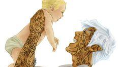 Rainha das Sombras desenhos Rowan and Aelin - Pesquisa Google