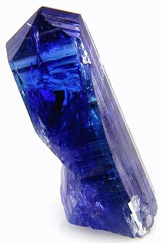 Rough Tanzanite