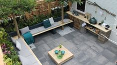 1000 images about tuin ideeen on pinterest tuin pergolas and met - Outdoor deco huis ...