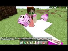 [Popularmmos - Minecraft ] PAT PINK SHEEP VS GAMINGWITHJEN CHALLENGE GAMES