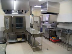Commercial Kitchen Design And Build 2