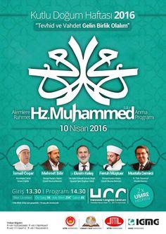 Gedenken an den Propheten Muhammed (s.a.v.) | Hannover Congress Centrum